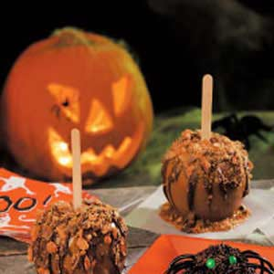 Desserts recipes recipes recipes page 26 for Caramel apple recipes for halloween