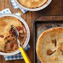 individual-pork-cranberry-potpies