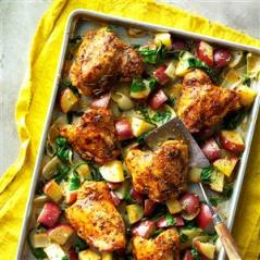 pan-roasted-chicken-and-vegetables